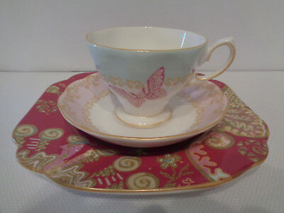 Royal Albert Trio - **My Favourite Things** by Zandra Rhodes Perfect Condition