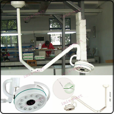 CE 36W Ceiling Mounted LED Surgical Surgery Medical Exam Light Shadowless Lamp