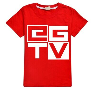 EGTV Ethan Gamer TV baby Kid T-Shirt  AU Shop