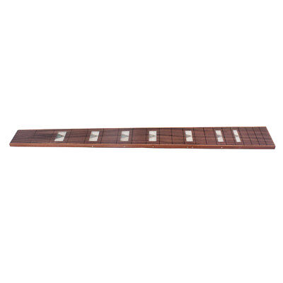 Rosewood Guitar Fingerboard Fretboard Instruments Luthier Tool DIY Accessory