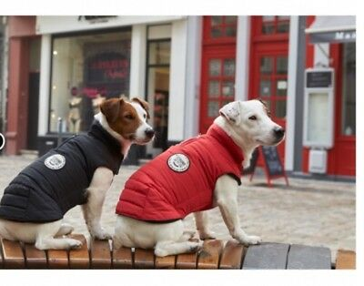 manteau chien rouge Strong BOBBY.