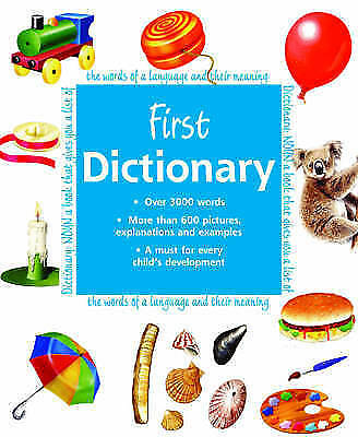 First Dictionary, , Very Good Book