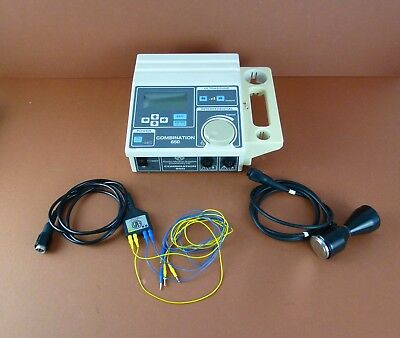 EMS Combination 850 Ultrasound+Interferential Therapy Unit+Ultrasound Probe EMS