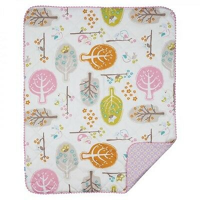 BRAND NEW Lolli Living Poppy Baby Quilted Comforter RRP$60