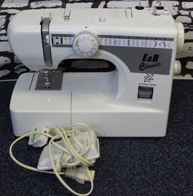 E&R Classic Sewing Machine  ##WARTSSE