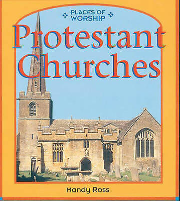 Ross, Mandy, Places of Worship: Protestant Churches     (Paperback), Very Good B