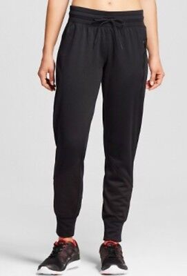 NEW Womens Activewear Relaxed Jogger Pants Champion C9 Warm Black