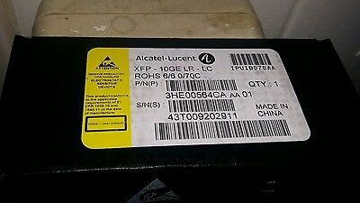 Alcatel-Lucent 3HE00564CA XFP-10GE LR-LC 1310nm 10km  Transceiver