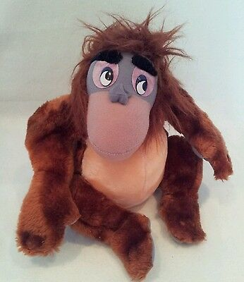 Jungle book ape soft toy king louie soft toy plush*
