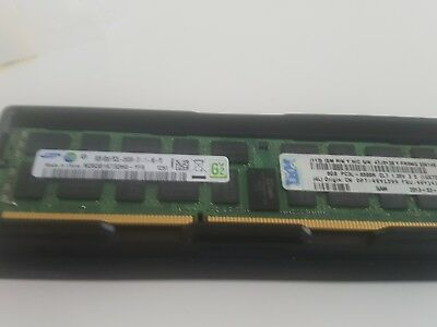 32GB - 4x 8GB Samsung M393B1K73DH0-YF8 ECC Registered DDR3 Server