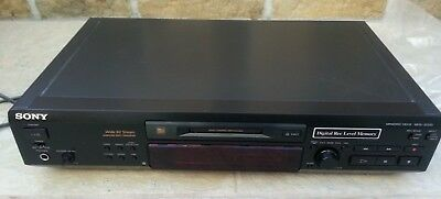 Sony MDS-JE520 Mini Disc Player In Mint Condition