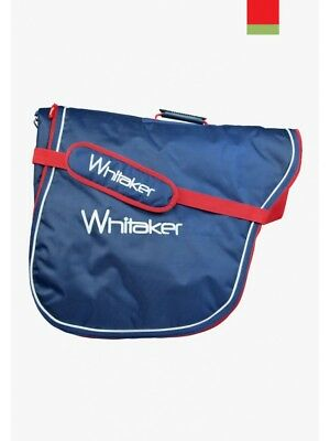 NEW SEASON-John Whitaker Burley Saddle Carry Bag-Keep Clean-Protect- Free PP