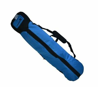Snowboard Bag Fits Boots & Bindings Blue Padded Water Resistance