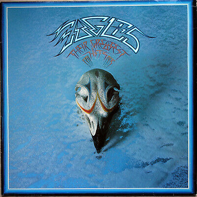 "Eagles - ""their Greatest Hits 1971-1975"" - Gewaschen - 1976 - Asylum As 53 017"
