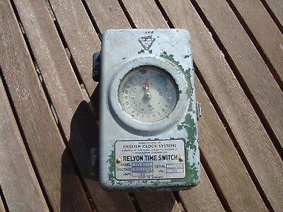 Vintage Reylon Time Switch