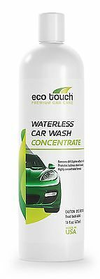 Eco Touch (WCW16C) Waterless Car Wash Concentrate - 16 oz.  895823002160
