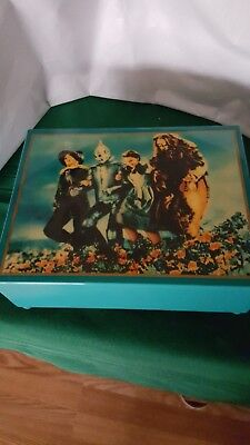 the wizard of oz  the poppy field music box