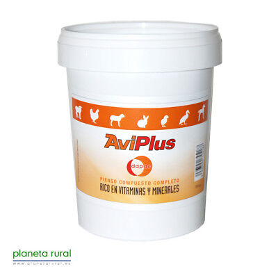 AVIPLUS COMPLEMENTO VITAMINAS PARA AVES 700gr.