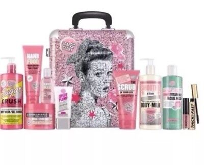 Soap And Glory The Whole Glam Lot Gorgeous Gift Set Brand New RRP £60