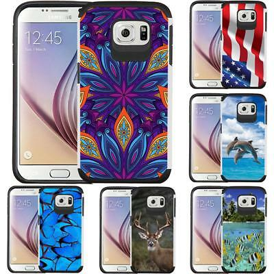 Slim Hybrid Armor Case Design Cover for Samsung Galaxy S7