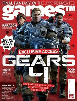 Games TM Magazine #173 - EXCLUSIVE ACCESS GEARS 4 (BRAND NEW BACK ISSUE)