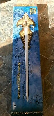 Official United Cutlery Anduril Limited Edition (UC1380ASLB) from the LOTR.