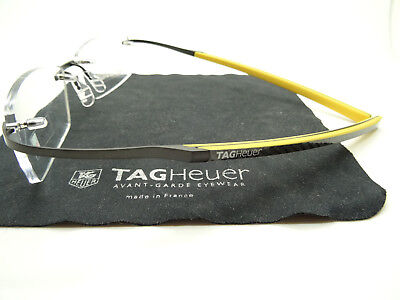 TAG Heuer - Spring Rubber - TH 0344 011  Spring Rubber,Spectacles,GLASSES,FRAMES