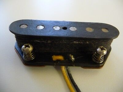 Original 1952 RI Fender Telecaster Bridge Pickup