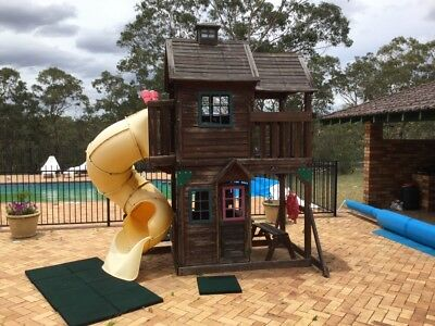 Childs Outdoor Playcentre