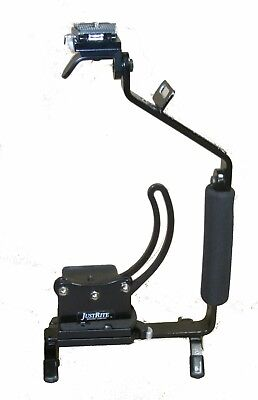 JustRite Professional Photography Camera and Flash Bracket