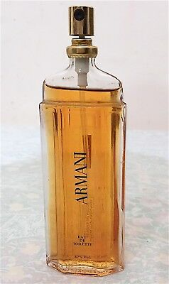 Armani for woman classic edt 50 ml spray vintage pre barcode