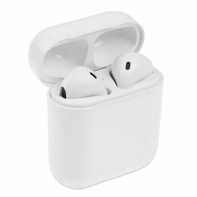 Bluetooth Ohrhörer In Ear Stereo Headset, Ladecase, Apple iPhone X876 Android