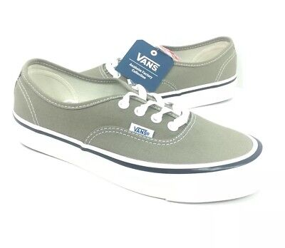 b162509e12 NEW VANS Authentic 44 DX Anaheim Factory OG Birch Unisex Shoes Mens Size 6  7.5