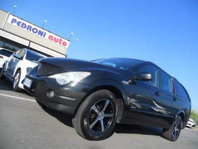 SSANGYONG Actyon Sports 2.0 XDi 4WD Style Pick-up DIESEL (T.ZERO