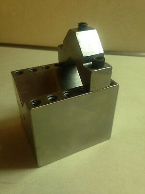 V Block, Machinist  Precision V Block Made by Toolmaker 2'' X 3'' Made In USA