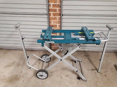 Makita WST05 Mitre Saw Trolley Stand