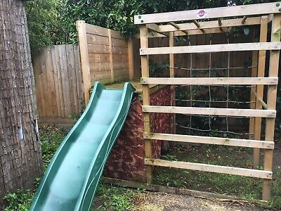 Plum Play Outdoor Climbing Frame - only 2 years old