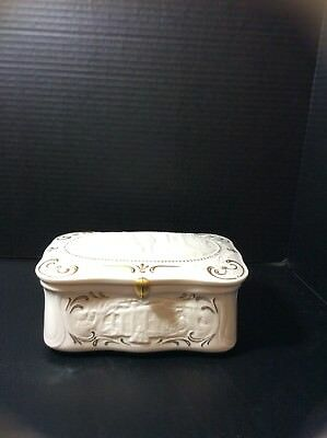 "Franklin Mint ""Gone With The Wind "" 50th Anniversary Porcelain Music/Jewelry Box"