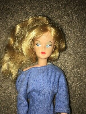 Vintage American Character Tressy Doll Growing Hair
