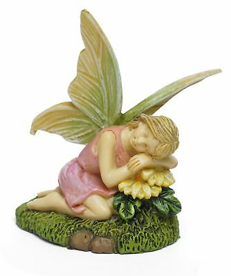 Miniature Dollhouse FAIRY GARDEN - Resting Fairy - Accessories