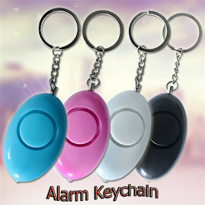 Safety Security Keychain Personal Alarm Emergency Siren Song Survival Whistle