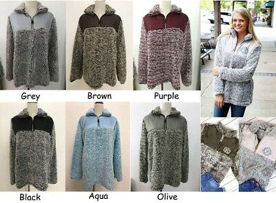 FROSTY SHERPA PULLOVER SUPER SOFT!!!!!  Please Read!!!