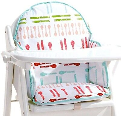 East Coast High Chair Insert Dinnertime Padded Baby Support Cushion Eating Child