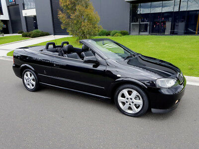 Holden Astra Auto Convertible Power Roof Cruise No Reserve Mercedes Bmw  Vw