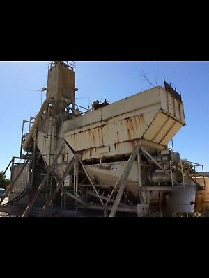 Erie Strayer 10 Cubic Yard Concrete Batch Plant Nice L@@K