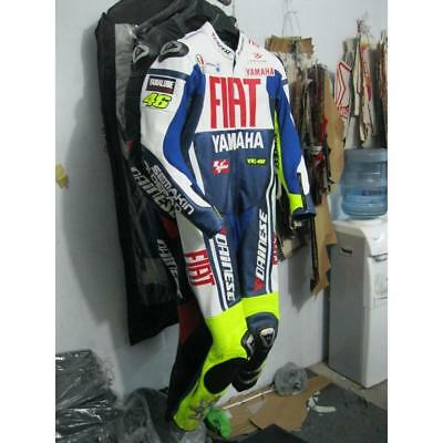 Motorbike Racing Leather suit valentino rossi VR/46