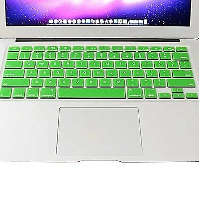 Protection Clavier Mac Enkay coloré souple en silicone Protecteur peau MacBook P