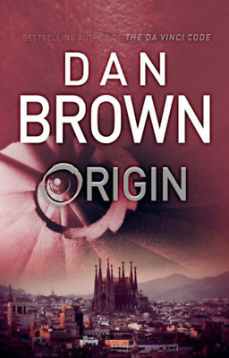 Dan Brown Origin. Epub. Fast delivery.