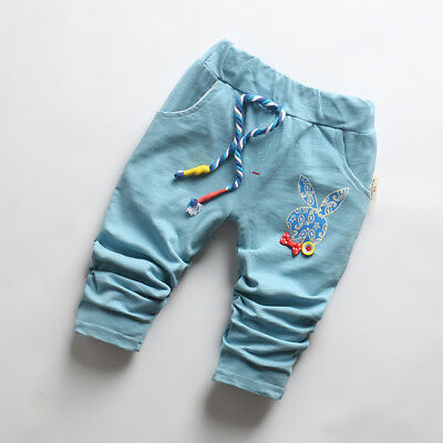 Toddler Infant Boys Trousers Kids Baby Boy Clothes Clothing Casual Long Pants