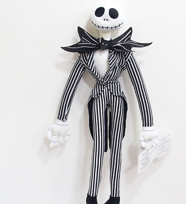 "The Nightmare Before Christmas Jack Skellington 50cm/20""Plush Doll Xmas Gift Toy"